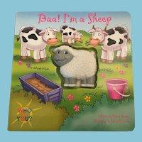 Hardboard  'Baa! I'm a Sheep' Picture Storybook