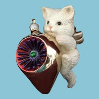 1999 Carlton Cards, Heirloom Collection, Purr-Fect Holidays, Christmas Ornament