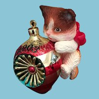 2003 Carlton Cards, Heirloom Collection, Purr-Fect Holidays,  M-I-B Christmas Ornament