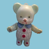 'Made in Occupied Japan' Jointed Celluloid Teddy Bear