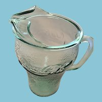 Pebble Green Coca-Cola 64 Ounce Pitcher
