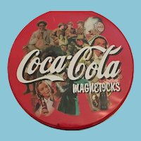 "1993 - 'Always Coca-Cola' 8"" Cookie Tin"