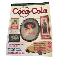 Price Guide to Vintage Coca-Cola Collectibles: 1896-1965