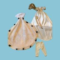 Elegant 1990 Six Piece Shirley Temple 'Little Princess' Outfit