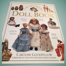 'The Ultimate Doll Book' by Caroline Goodfellow,