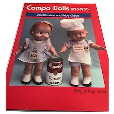 'Comp Dolls 1928-1955' by Polly and Pam Judd