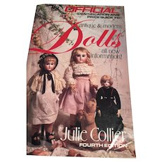 'Official Identification and Price Guide to Antique and Modern Dolls - All New Information' (Fourth Edition, 1989)