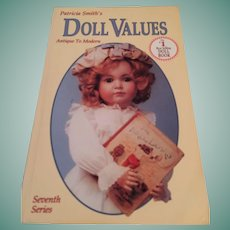 'Patricia Smith's Doll Values - Antique to Modern Collector Books