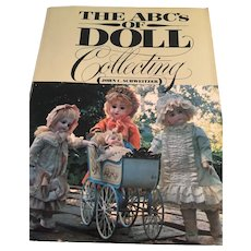'The ABCs of Doll Collecting' Reference Book