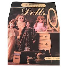 'Price Guide to Dolls' (1986-87) by Robert W. Miller