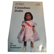 The Carleton Price Guide to Canadian Dolls  (First Edition, 1990)