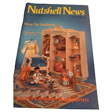 'Nutshell News' for collectors of scale miniatures (November, 1992)