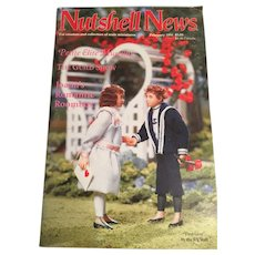 'Nutshell News' for collectors of scale miniatures (February, 1993)