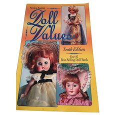 Patricia Smith's Doll Values - Antique to Modern' (Tenth Edition, 1994)