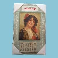 'Mint' Wrigley's Doublemint Gum 1916 Calendar