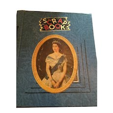 Circa 1950s  Scrapbook Chocked Full of Royalty Pictures