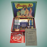 1950's Beginner's Chemistry Set by Kay Sports and Games, London