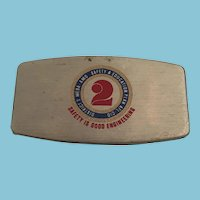 Circa 1950s AFL-CIO 'Zippo'  Pocket Personal Care Jack Knife