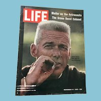 November 14, 1969 Life Magazine : Astronauts; Green Beret Colonel