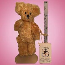 Honey Colored 'Cheeky' Bear designed by Chu-Ming Wu