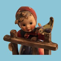 Goebel 'Signs of Spring' Hummel Figurine