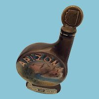 1968 Jim Beam 'Arizona - The Grand Canyon State' Commemorative Decanter