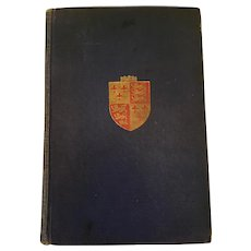1929 First Edition, First printing 'Henry the Eighth'