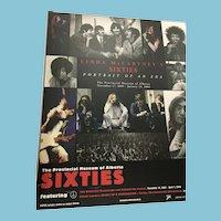 'Linda McCartney's Sixties' Photos Mounted Poster Alberta Museum Exhibit
