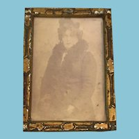 Early 19th Century Sepia Photo by W. A. Brown and Son, London
