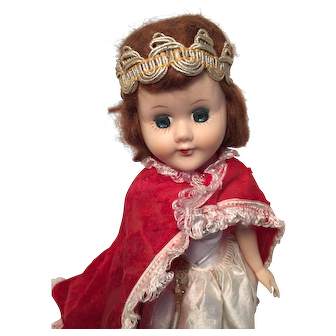 Vintage Princess Margaret Dominion Store Doll