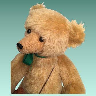 "'Tyler' Bear-""S""-ence Handcrafted by Steve Schutt"