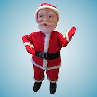 """Vintage 11"""" Celluloid Santa Claus"""