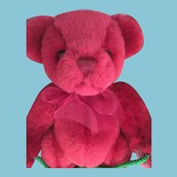 M-I-B Yulebeary Bear Gund Christmas Collectible 1999