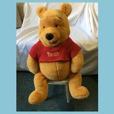 "Classic 26"" 'The Walt Disney Company' Plush Winnie the Pooh"
