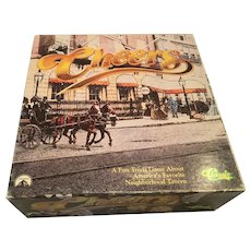 1992 Paramount Pictures 'Cheers Classic Trivia' Board Game