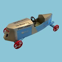 Nyline Diecast Model of the Winning 1934 Soap Box Derby car