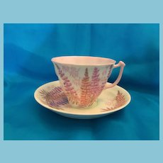 Finest of Fine 1930s 'Old Royal Bone China' Tea Cup and Saucer 'England'