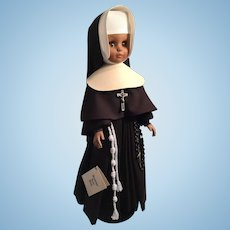 Wonderous Sisters of the Holy Family Hand- Made Nun Doll