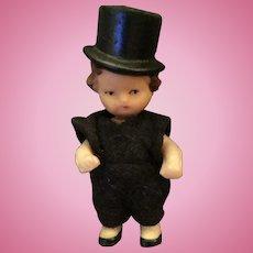 "ARI 3"" Soft Rubber Miniature Groom"