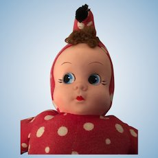 1950's Rubber Faced Sweetie is probably a Rushton Baby-pace