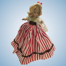 Circa 1940s Duchess Betsy Ross Fashion Doll