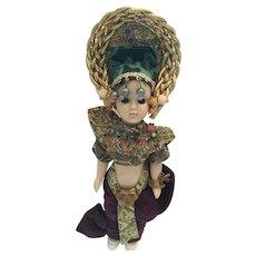 1940s 8 inch Duchess Bali Hai Hard Plastic Doll
