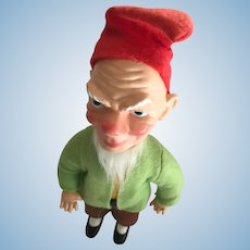 "8 1/2"" Celluloid-Type Leprechaun by Celtic Toys (1965-1977)"