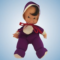 1970s Regal Canada Beanie Kimmie Doll.