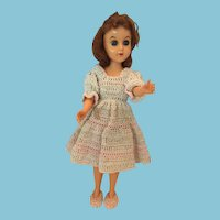"1953 Reliable Toys 11"" 'Dress-Me' Fashion Doll"