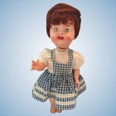 Vintage 1950s Roddy Doll - All Original English Plastic Walking Doll