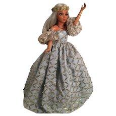 "1973 Tiffany Taylor 18"" 'Princess' Fashion Doll from Ideal"