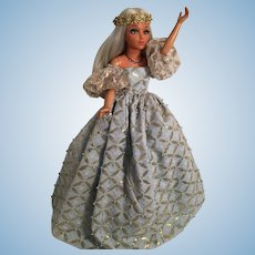 "1973 Tiffany Taylor 18"" 'Princess' Fashion Doll from Ideal"