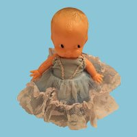1950s Hard 'Little One' Plastic Doll by the Irwin Toy Company