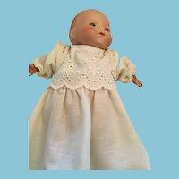 Circa 1920 Armand Marseilles New Born Bye-lo Baby